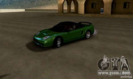 ENBSeries by HunterBoobs v1.2 for GTA San Andreas second screenshot