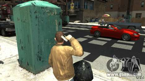 Glock Texture for GTA 4 third screenshot