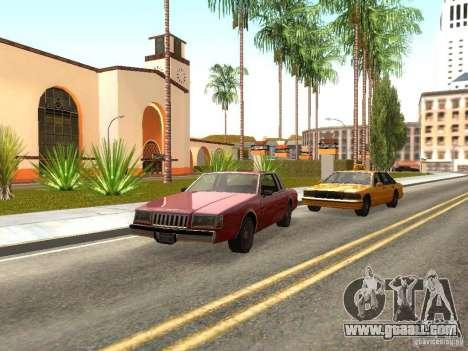 ENBSeries by Sashka911 for GTA San Andreas second screenshot