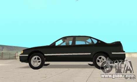 Chevrolet Impala 2003 for GTA San Andreas right view