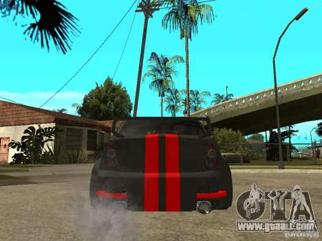 Dacia Logan Tuned for GTA San Andreas