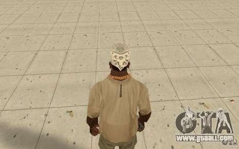 Bandana hellrider for GTA San Andreas third screenshot