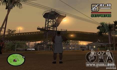 GROOVE STREET BASE for GTA San Andreas