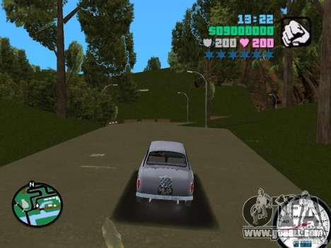 ZAZ 965 for GTA Vice City right view