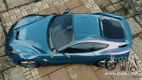 Ferrari F12 Berlinetta 2013 [EPM] for GTA 4 right view