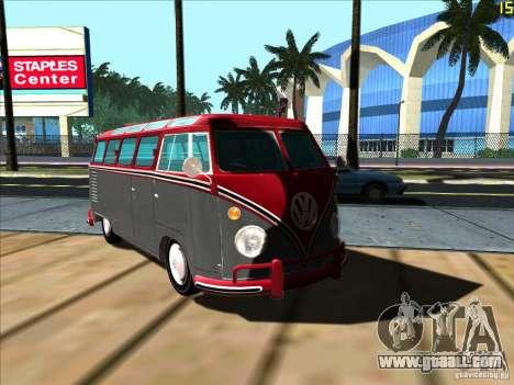 ENBSeries v1.6 for GTA San Andreas fifth screenshot