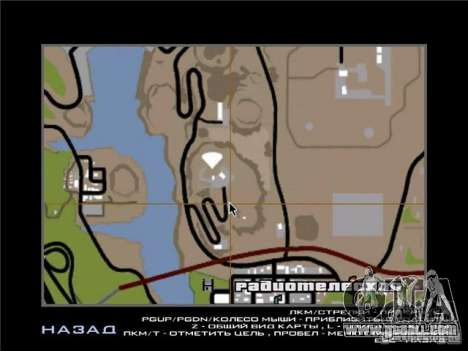 New Drift Zone for GTA San Andreas eleventh screenshot