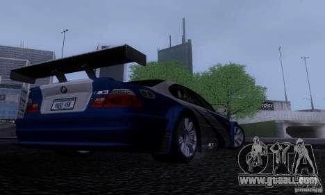 ENB Reflection Bump 2 Low Settings for GTA San Andreas fifth screenshot