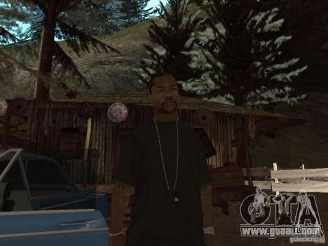Xzibit for GTA San Andreas second screenshot