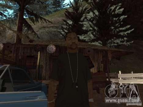 Xzibit for GTA San Andreas second screenshot
