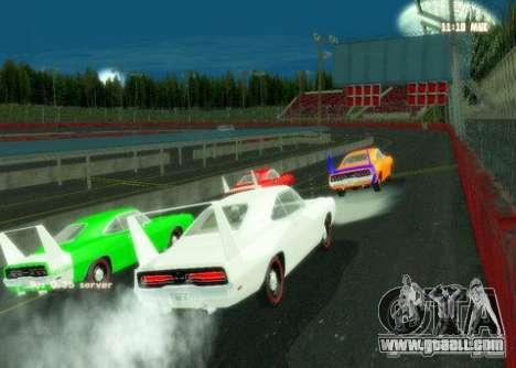 Nascar Rf for GTA San Andreas second screenshot