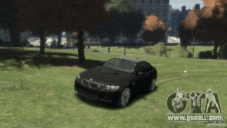 BMW M3 for GTA 4