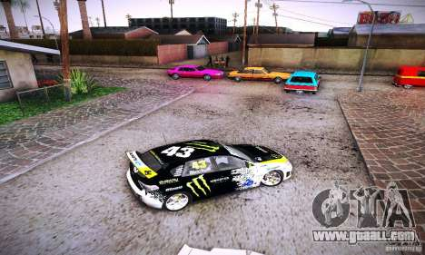 New El Corona for GTA San Andreas second screenshot