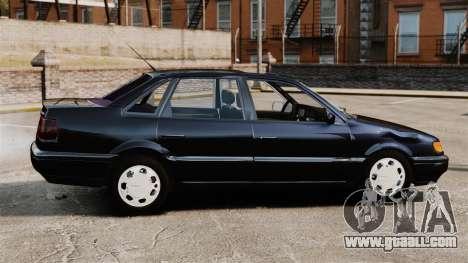 Volkswagen Passat B4 for GTA 4 left view