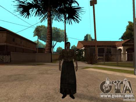 Updated Pak characters from Resident Evil 4 for GTA San Andreas ninth screenshot