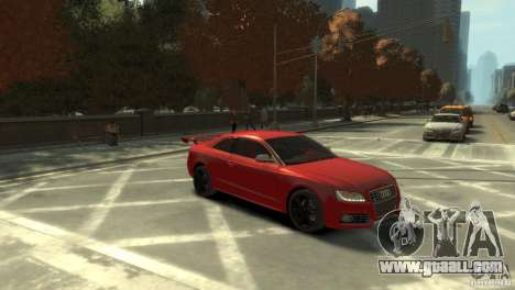 Audi S5 for GTA 4 right view