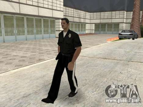 Cops skinpack for GTA San Andreas third screenshot