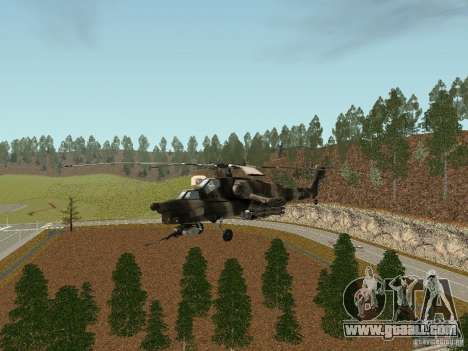MI 28 HAVOC for GTA San Andreas