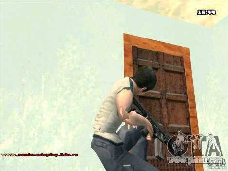 M4 HD for GTA San Andreas third screenshot