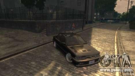 Mitsubishi Galant Stance for GTA 4