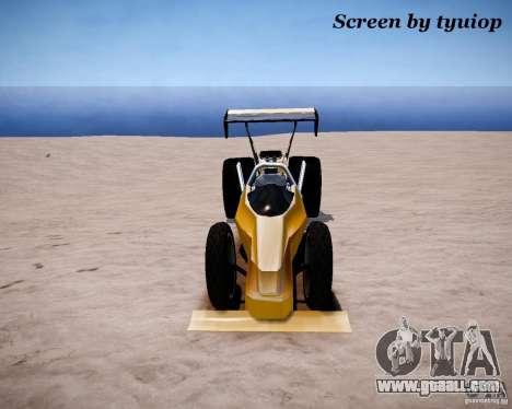 Raketomobil′ for GTA 4 left view