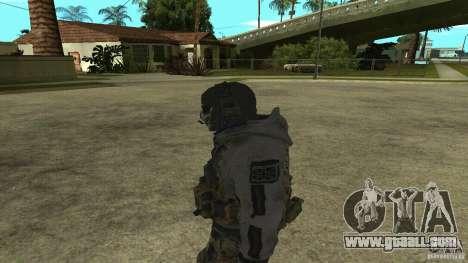 Ghost for GTA San Andreas second screenshot