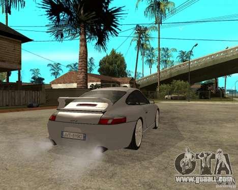 Porsche GT3 for GTA San Andreas