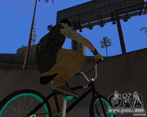 Tony Hawks Cole for GTA San Andreas second screenshot