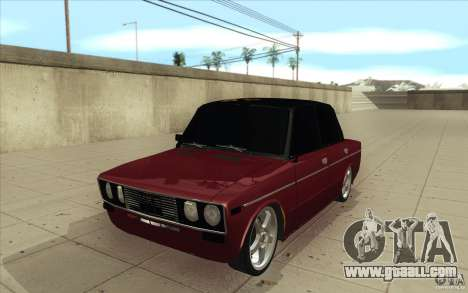 Vaz 2106 Lada for GTA San Andreas
