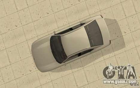 FIB Buffalo in GTA 4 for GTA San Andreas right view