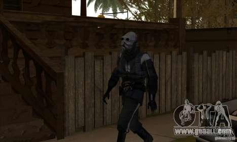 Police Man for GTA San Andreas third screenshot