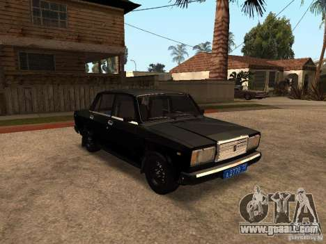 VAZ 21073 Service for GTA San Andreas