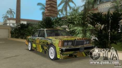 Sentinel Plato for GTA Vice City