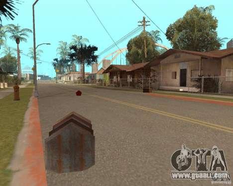 Remapping Ghetto v.1.0 for GTA San Andreas third screenshot