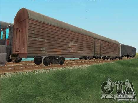 Wagon for GTA San Andreas