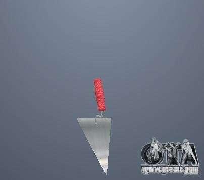 Pak high polygonal weapons for GTA San Andreas seventh screenshot
