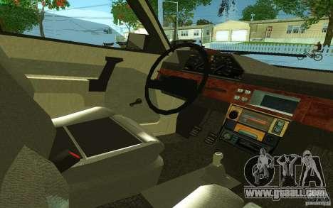 2141 AZLK v2.0 for GTA San Andreas back left view
