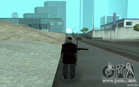 New skins Los Santos Vagos for GTA San Andreas third screenshot
