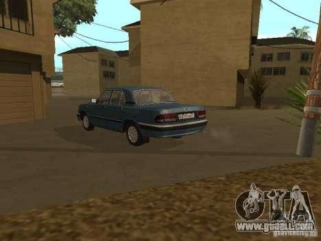 GAZ 3110 for GTA San Andreas left view