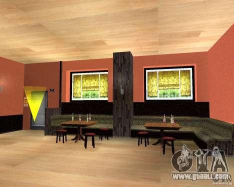 A new bar in Gantone for GTA San Andreas third screenshot