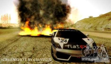 UltraThingRcm v 1.0 for GTA San Andreas third screenshot
