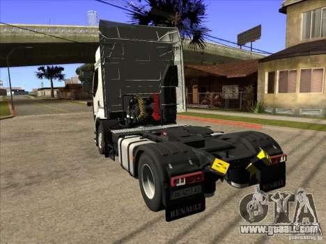 Renault Premium for GTA San Andreas left view