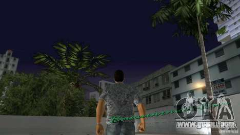 Walking for GTA Vice City