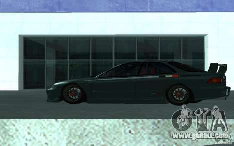 Honda Integra Type R for GTA San Andreas right view