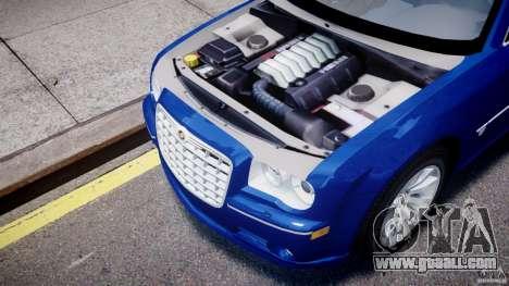 Chrysler 300C SRT8 Tuning for GTA 4 back view