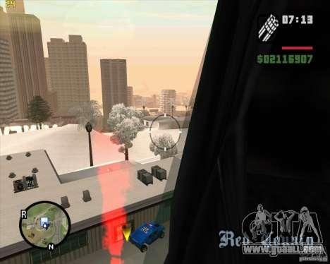 U.S.M.C. Desant for GTA San Andreas third screenshot