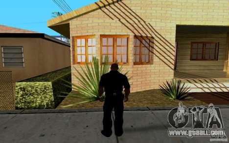 New home Big Robot for GTA San Andreas third screenshot