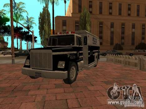 HD Seal Machine for GTA San Andreas
