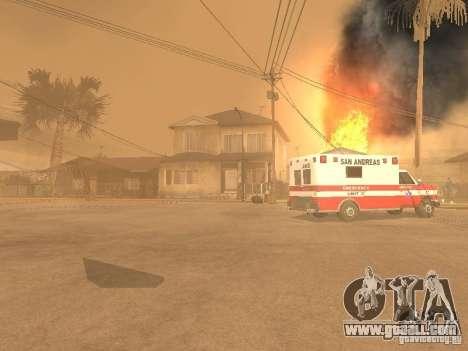 Quake mod [Earthquake] for GTA San Andreas second screenshot