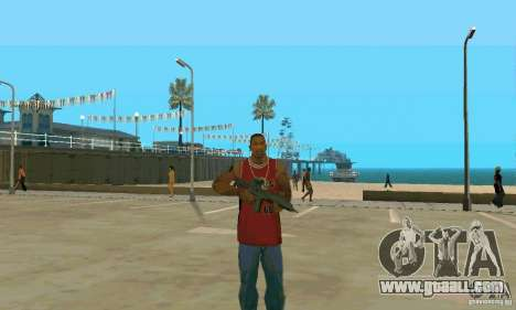XM8 for GTA San Andreas